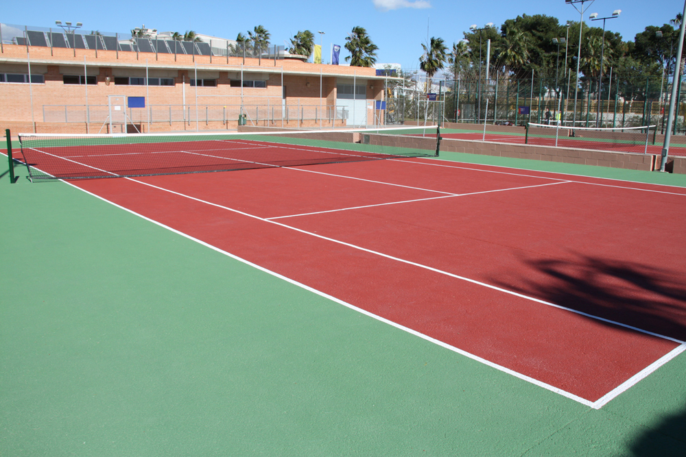 Tennis 1 and 2